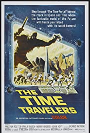 The Time Travelers (1964) Poster - Movie Forum, Cast, Reviews