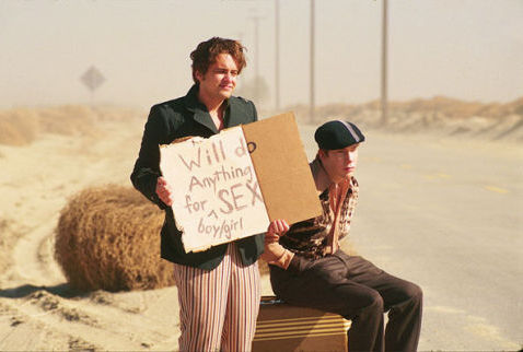 Will Friedle and Chris Owen in National Lampoon's Gold Diggers (2003)