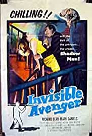 Invisible Avenger(1958) Poster - Movie Forum, Cast, Reviews
