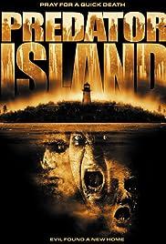 Predator Island Poster