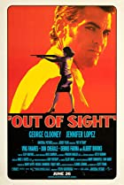 Out of Sight (1998) Poster