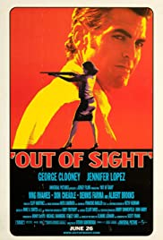 Out of Sight (1998) Poster - Movie Forum, Cast, Reviews