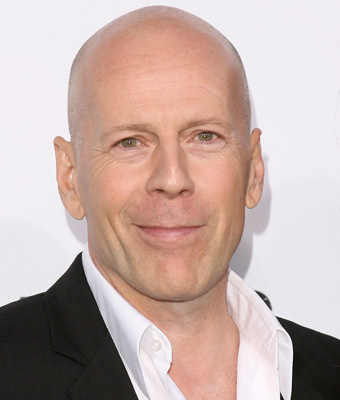 Bruce Willis at The Expendables (2010)