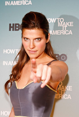 Lake Bell at How to Make It in America (2010)