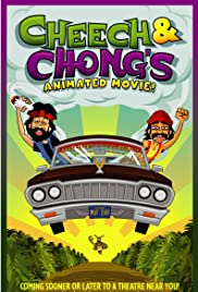 Cheech & Chong's Animated Movie (2013) Poster - Movie Forum, Cast, Reviews