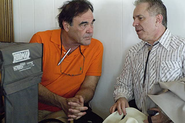 Oliver Stone and Stanley Weiser in W. (2008)