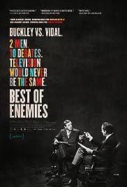 Best of Enemies(2015) Poster - Movie Forum, Cast, Reviews
