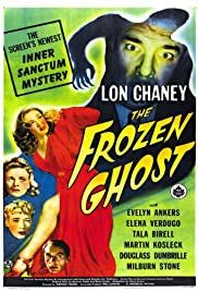 The Frozen Ghost(1945) Poster - Movie Forum, Cast, Reviews