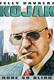 Kojak: None So Blind Poster