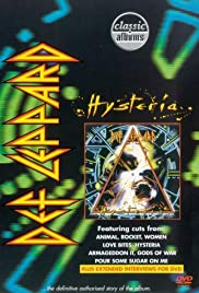 Classic Albums: Def Leppard - Hysteria (2002) Poster - Movie Forum, Cast, Reviews