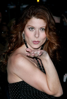 Debra Messing at an event for Late Show with David Letterman (1993)