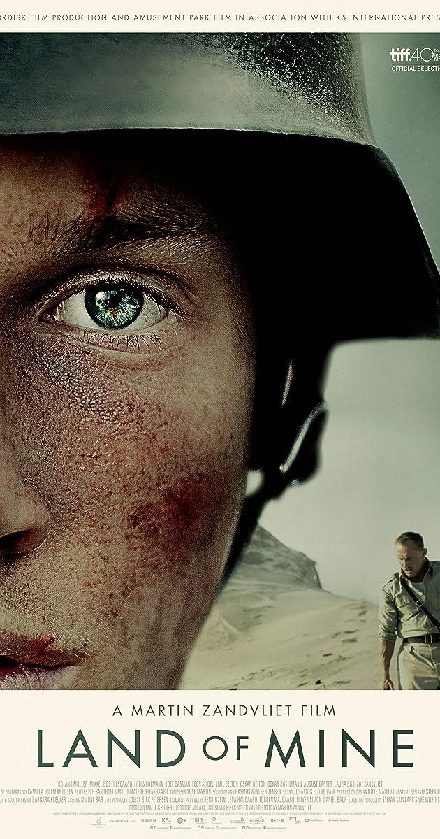 Po smėliu / Land of Mine parsisiusti atsisiusti filma nemokamai