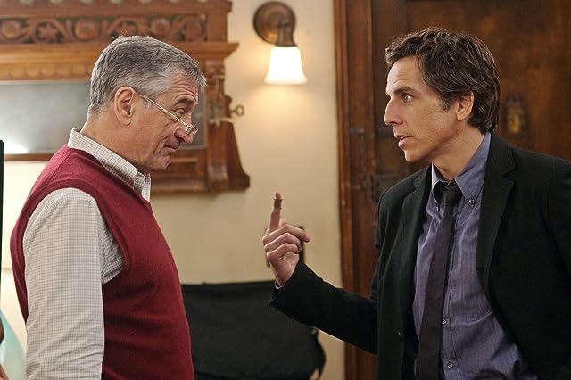 Robert De Niro and Ben Stiller in Little Fockers (2010)