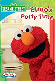 Elmo's Potty Time Poster