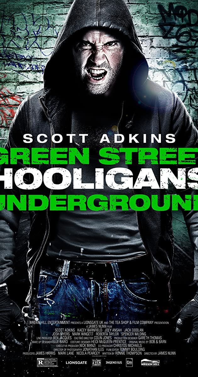 ➤ Martin Kemp's new hooligan movie all a bit too Lock-Stock for ...