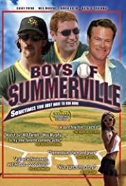 Boys of Summerville Poster