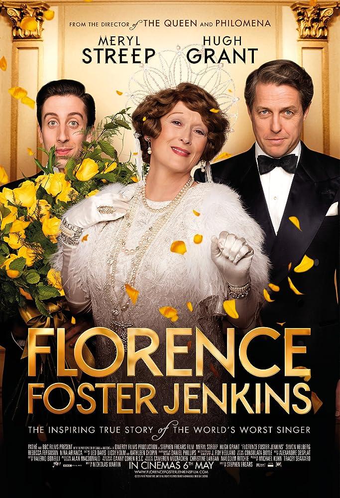 Maištinga siela / Florence Foster Jenkins (2016)