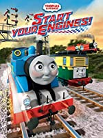 Thomas And Friends Start Your Engines(2016)