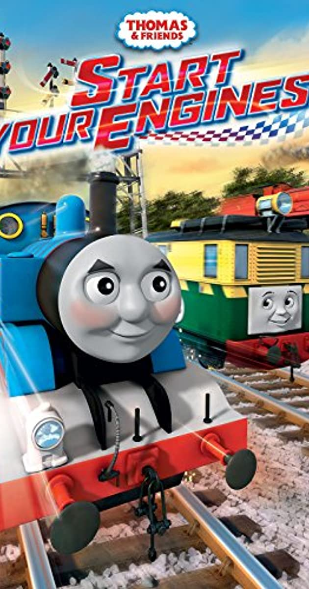 thomas friends start your engines video 2016 imdb. Black Bedroom Furniture Sets. Home Design Ideas