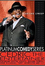 Cedric the Entertainer: Starting Lineup Poster