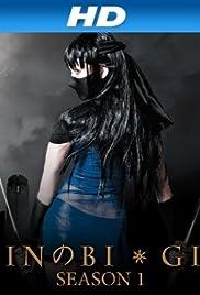 Shinobi Girl Poster