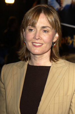 Laura Innes at Harry Potter and the Chamber of Secrets (2002)
