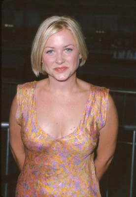 Jessica Capshaw at The Love Letter (1999)