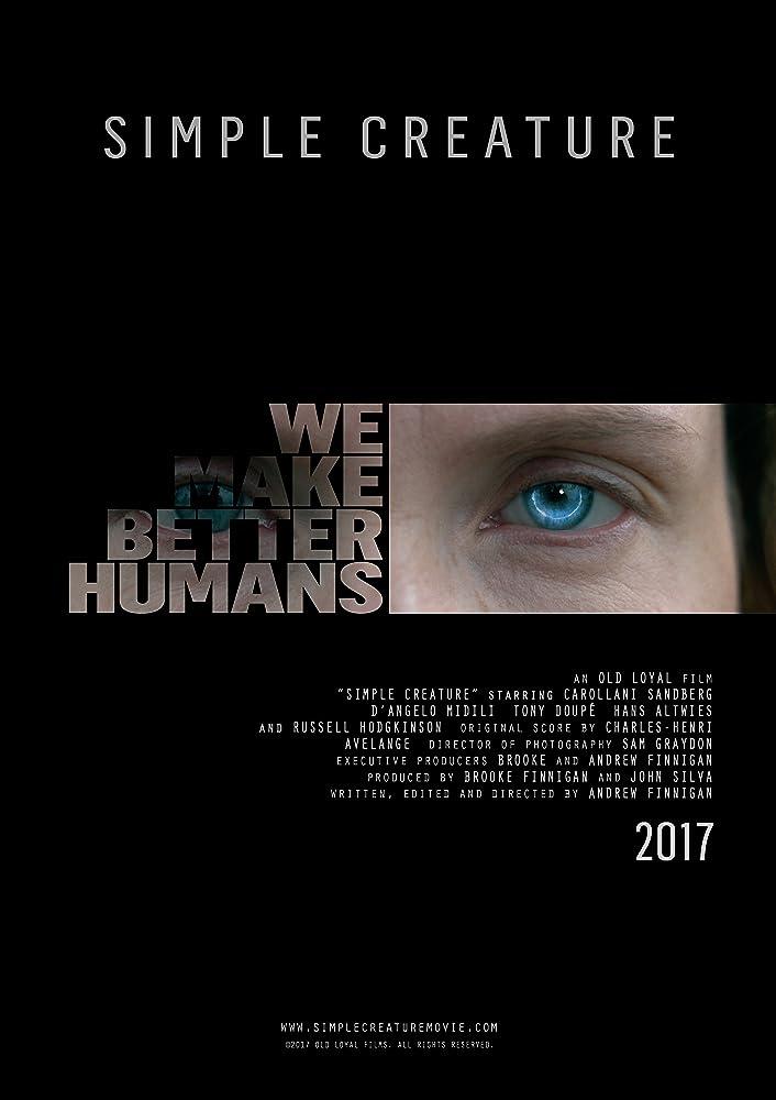 Фильм Простое существо (2016)