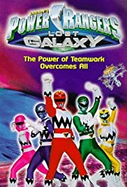 Power Rangers Lost Galaxy Poster - TV Show Forum, Cast, Reviews