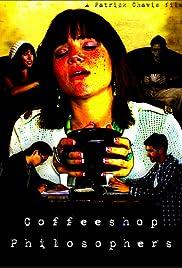 Coffeeshop Philosophers Poster