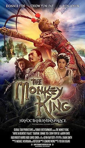 The Monkey King ไซอิ๋ว ตอนกำเนิดราชาวานร