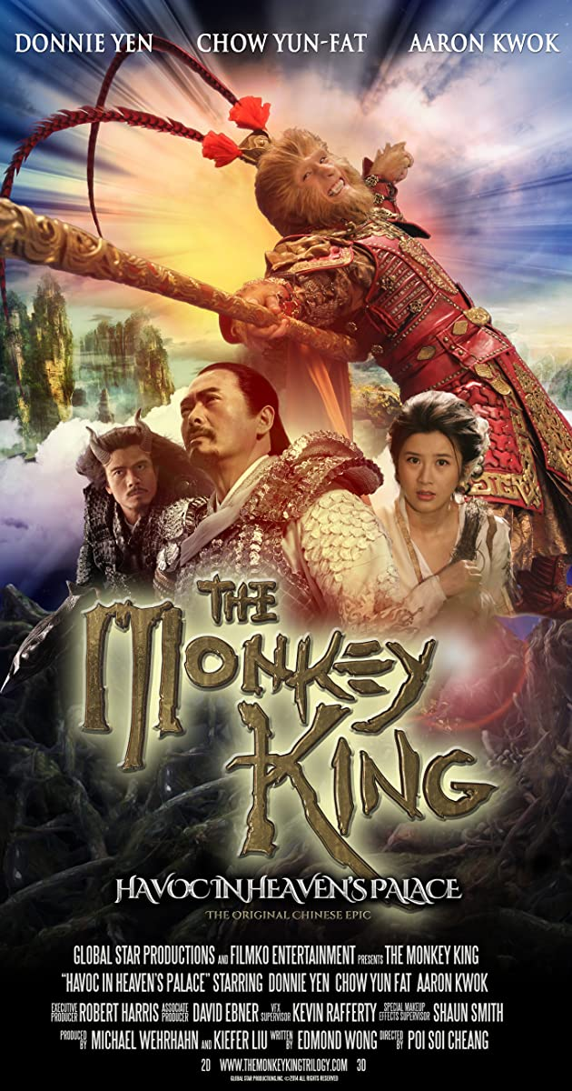 The Monkey King (2016)