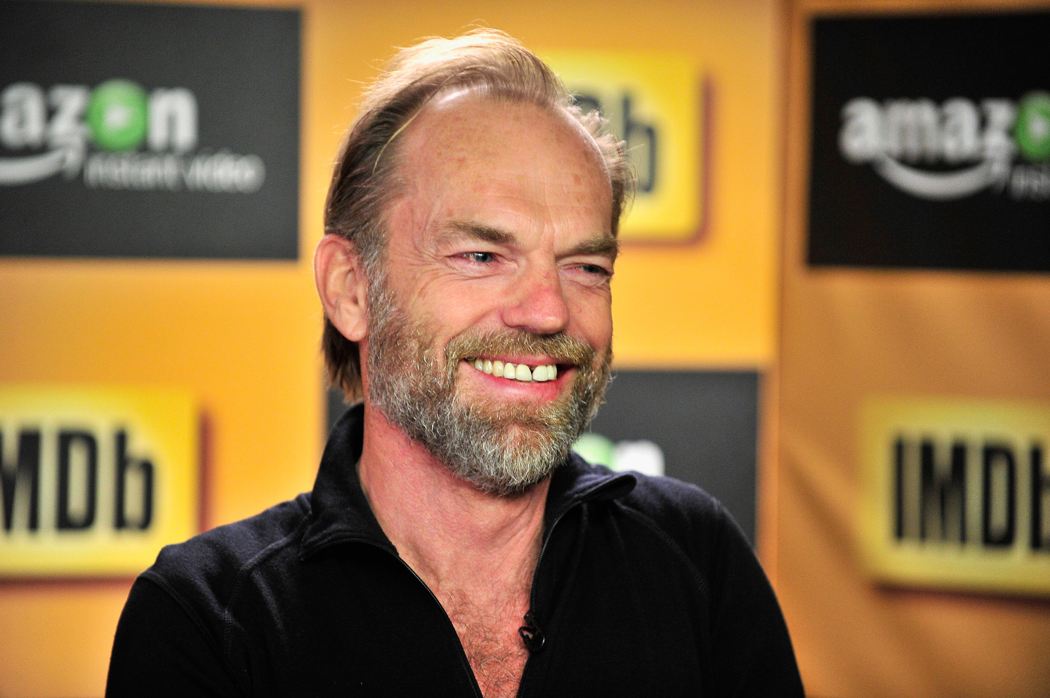 picks film casting updates  hugo weaving at an event for the studio 2015