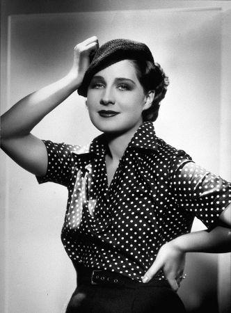 Norma Shearer c. 1934