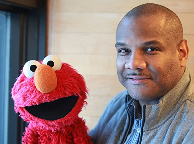 Kevin Clash at Being Elmo: A Puppeteer's Journey (2011)