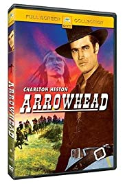 Arrowhead (1953) Poster - Movie Forum, Cast, Reviews