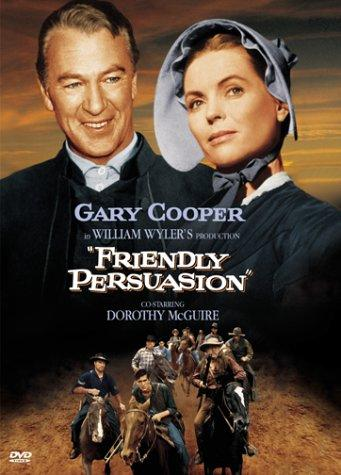 Gary Cooper and Dorothy McGuire in Friendly Persuasion (1956)