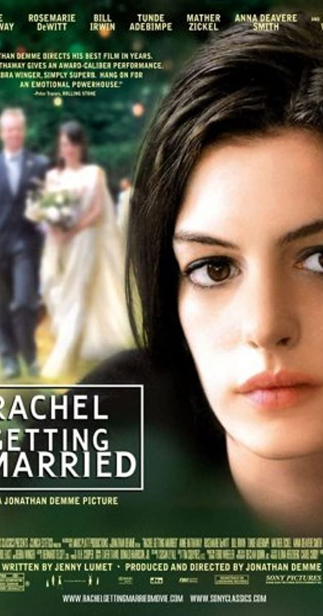 Rachel Getting Married (2008) - IMDb