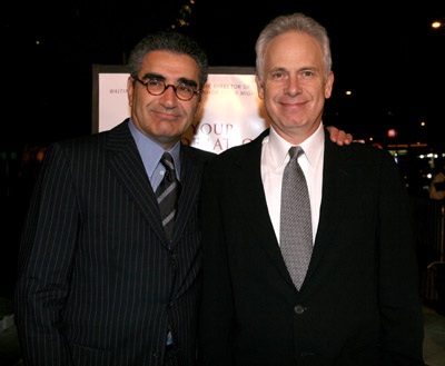 Christopher Guest and Eugene Levy at For Your Consideration (2006)