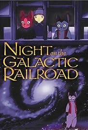 Kenji Miyazawa's Night on the Galactic Express Poster