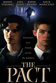 The Secret Pact Poster