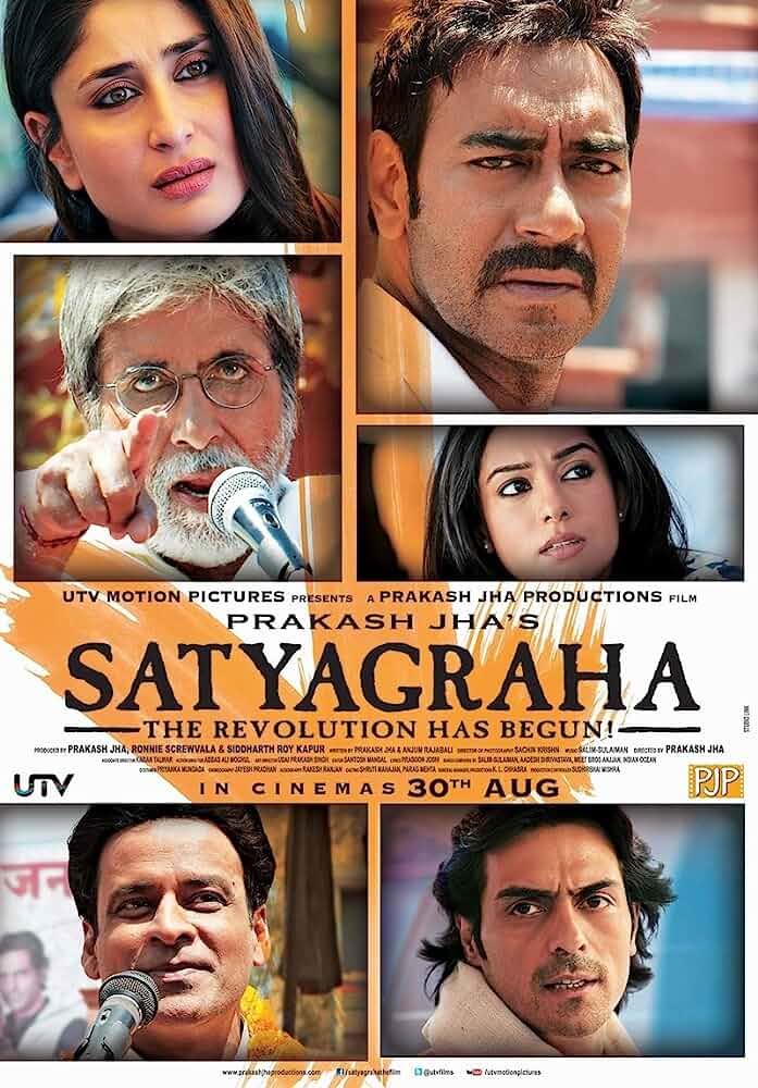 Satyagraha 2013 Full Hindi Movie 720p BluRay full movie watch online freee download at movies365.lol