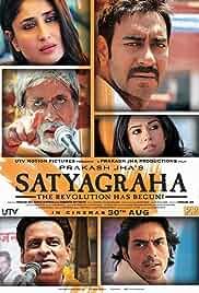 Satyagraha 2013 Hindi DVDRip 480p 450MB MKV