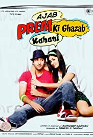 Ajab Prem Ki Ghazab Kahani (2009) Poster - Movie Forum, Cast, Reviews