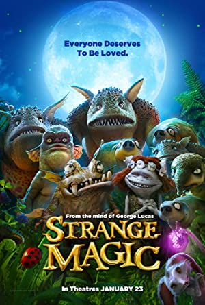Strange Magic (2015) Download on Vidmate