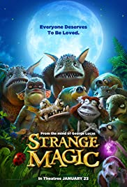 Strange Magic: Magia Extraña | 1Link Mega HDRip Latino-Inglés