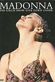 Madonna: The Girlie Show - Live Down Under Poster