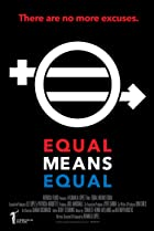 Image of Equal Means Equal