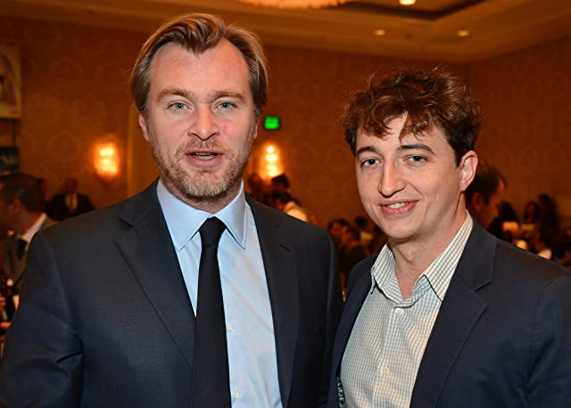 Christopher Nolan and Benh Zeitlin attend the 13th Annual AFI Awards.