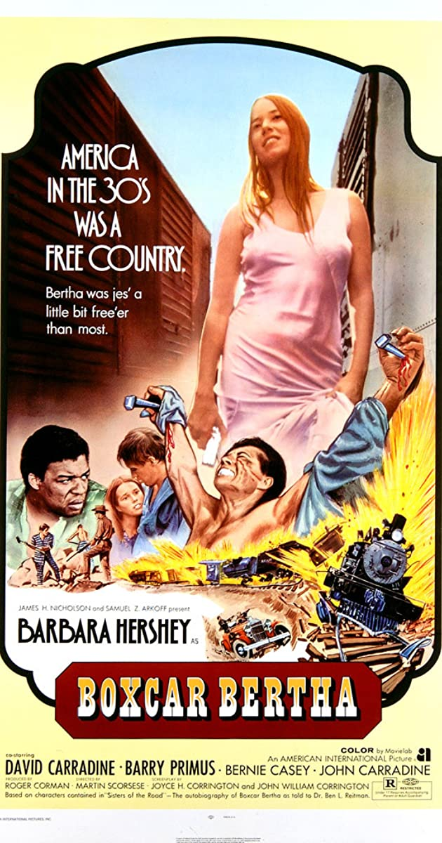 boxcar bertha 1972 imdb